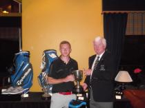 Junior Scratch Cup 1st Prize: Diarmuid Christie