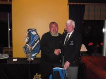 Senior Scratch Cup 2nd Prize: Robert Branigan