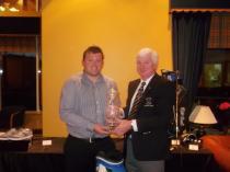 Senior Scratch Cup 1st Prize: Alan McAuley