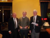 Foursomes Runner-Up Paddy O Brien