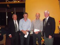 Fourball Matchplay Runners-Up