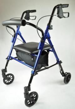 Lightweight 4 Wheel Rollator