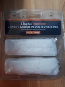 2 Mini Emulsion Roller Sleeves