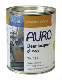 Clear Lacquer Glossy