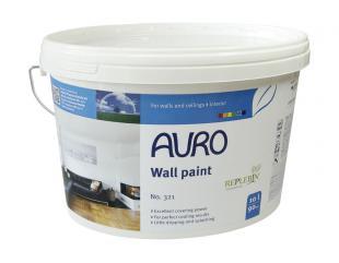 AURO 321 Natural Wall Paint