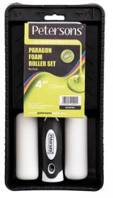 Petersons Paragon Foam 4'' Roller Set