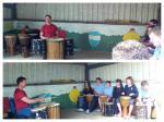 Drum workshop 5th & 6th