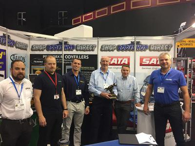 Stand 1K - Jonathan Penny and our suppliers