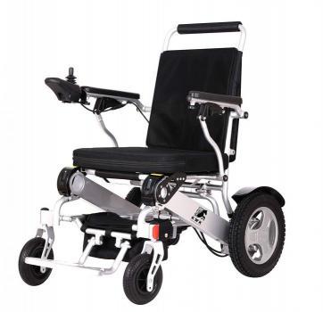 Foldchair D09 Lightweight Folding Electric Wheelchair