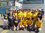 The Kildare contingent