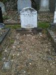 Grave Restoration C Before