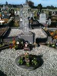 Grave Restoration D Before