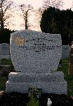 Granite C1 Headstone