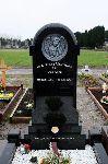 Sleeping Angel Headstone