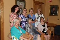 Ladies Captains Prize 2012 24