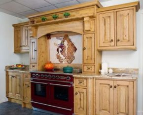 Wellington Oak Kitchen