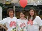 ILFA committee members - Nicky, Nicola & Joanne