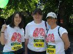 Nicola, Eileen & Odile
