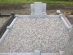 Grave Restoration A After