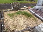 Grave Restoration A Before