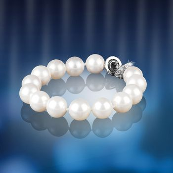 Newbridge Vintage Grace Kelly Pearl Bracelet