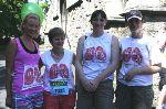 Sinead, Helen, Niamh & Mairead
