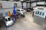 Over view of our Accident and Crash Repair