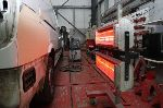 Infra Red Drying Equipment for Crash Repairs