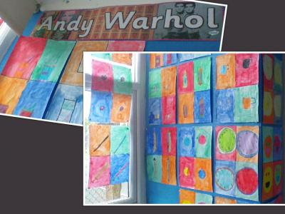 ANDY WAHOL PAINTINGS
