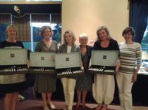 Open 4 Lady Team Kindly Sponsored by Mrs. Ann Brady