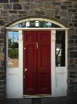 Arched Door 4