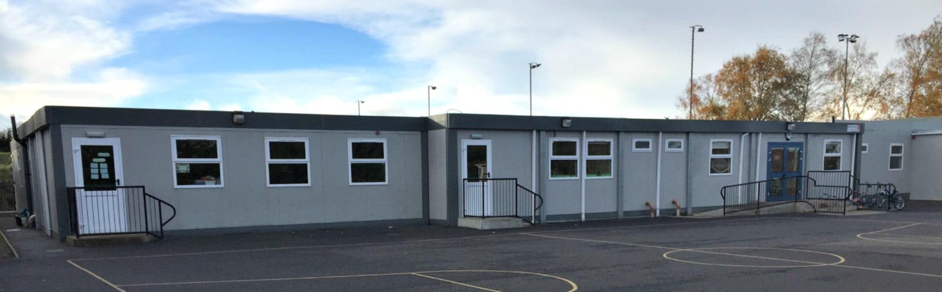 Instaspace provided a solution for Ard Rí Community School