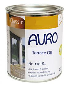 Auro Terrace / Decking Oil
