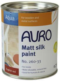 Natural Matt Silk Paint