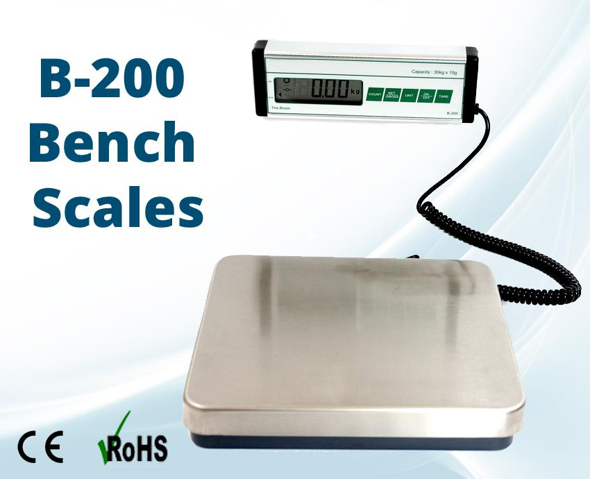 Image for B-200 Bech Scales