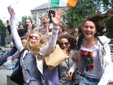 Students Trip to Dublin