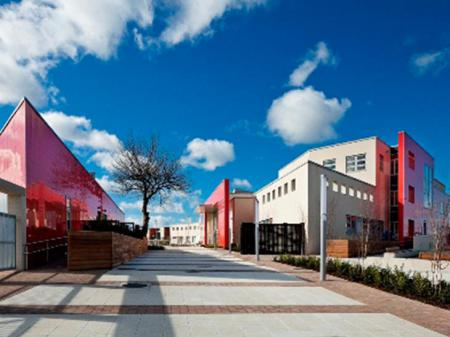 project by LMC Engineering: Ballyfermot Primary Care & Mental Health Centre