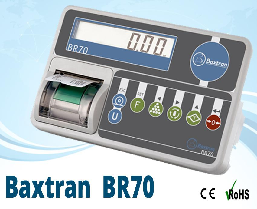 Image for Baxtran BR-70 Indicator with inbuilt Printer