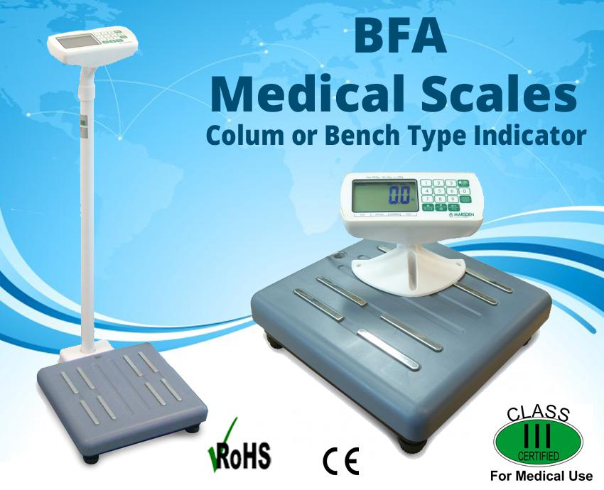 Image for BFA-200 Medical Scales