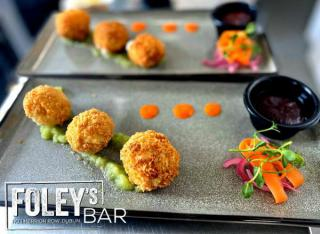 Goats Cheese BonBons