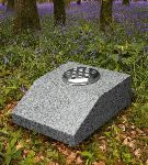 Granite Flower Holder