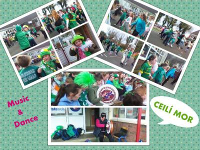 Physical Activity/Ceili mor