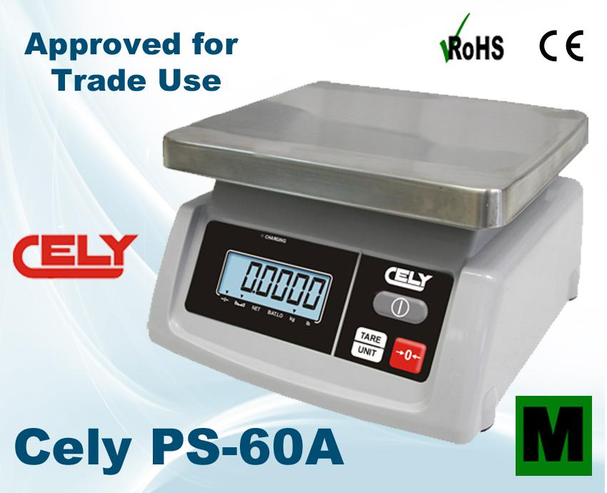 Image for Cely PS-50 OMIL Approved Scales