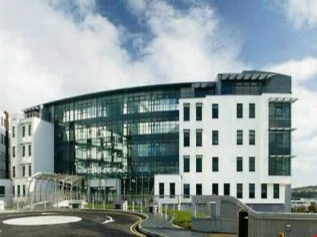 project by LMC Engineering: UCH Cork Cystic Fibrosis Ward