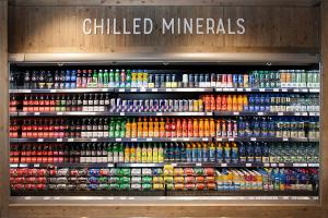 Chilled Soft Drinks
