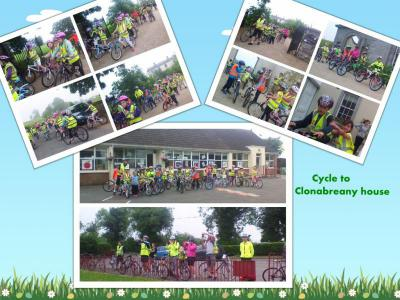 Partnerships/Cycle to Clonabreany House