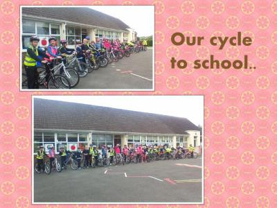 Physical Activities/ Cycle to school