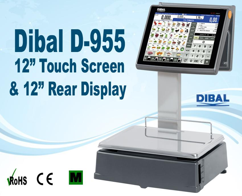 Image for Dibal D-955 12