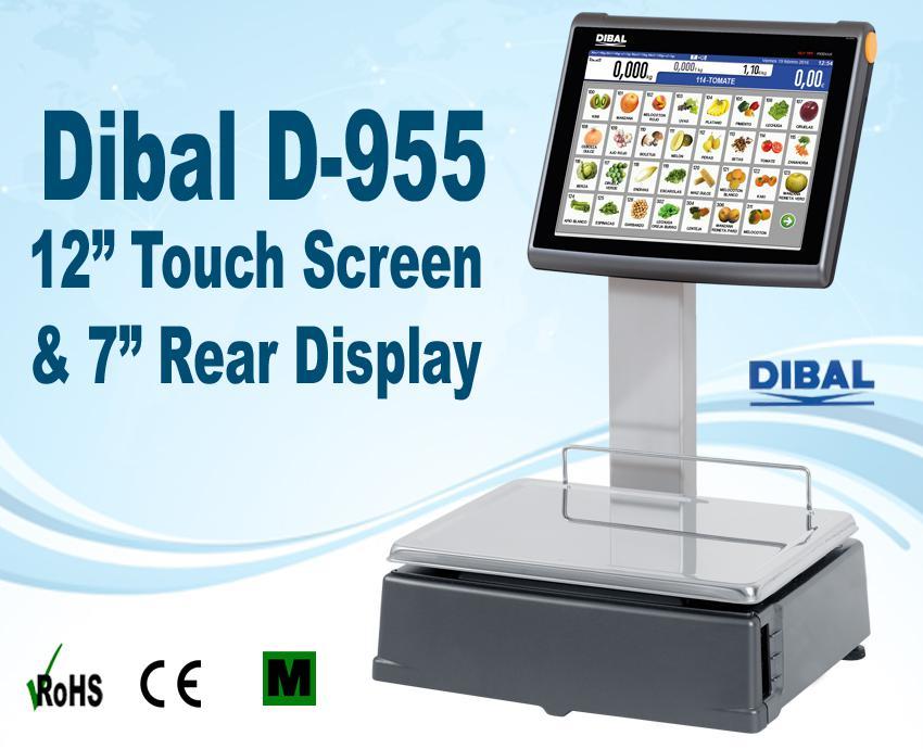 Image for Dibal D955 12