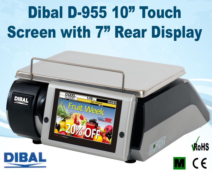 Image for Dibal D-955F with 10